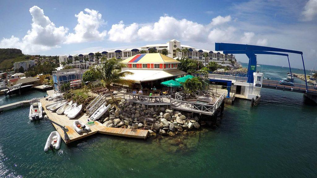 St Maarten Yacht Club